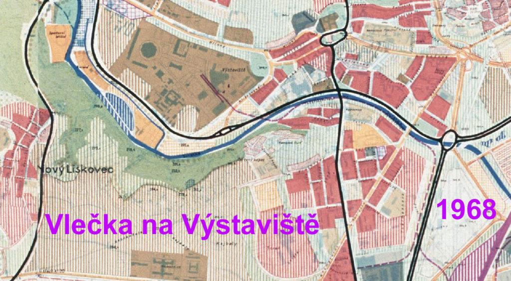 Vlečka BVV