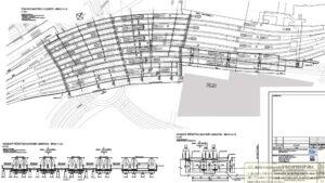 Nadzemní část nádraží