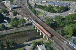 Most přes Svratku