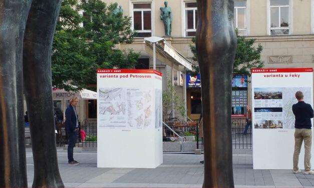 Historie Železničního uzu Brno