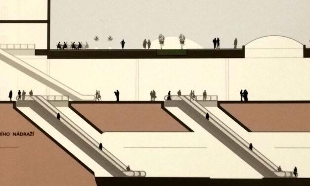 Soutěž o budoucnost centra Brna Pod Petrovem