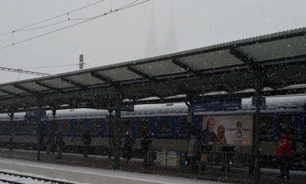 Buď vysokorychlostní železnice nebo Brno jako vesnice