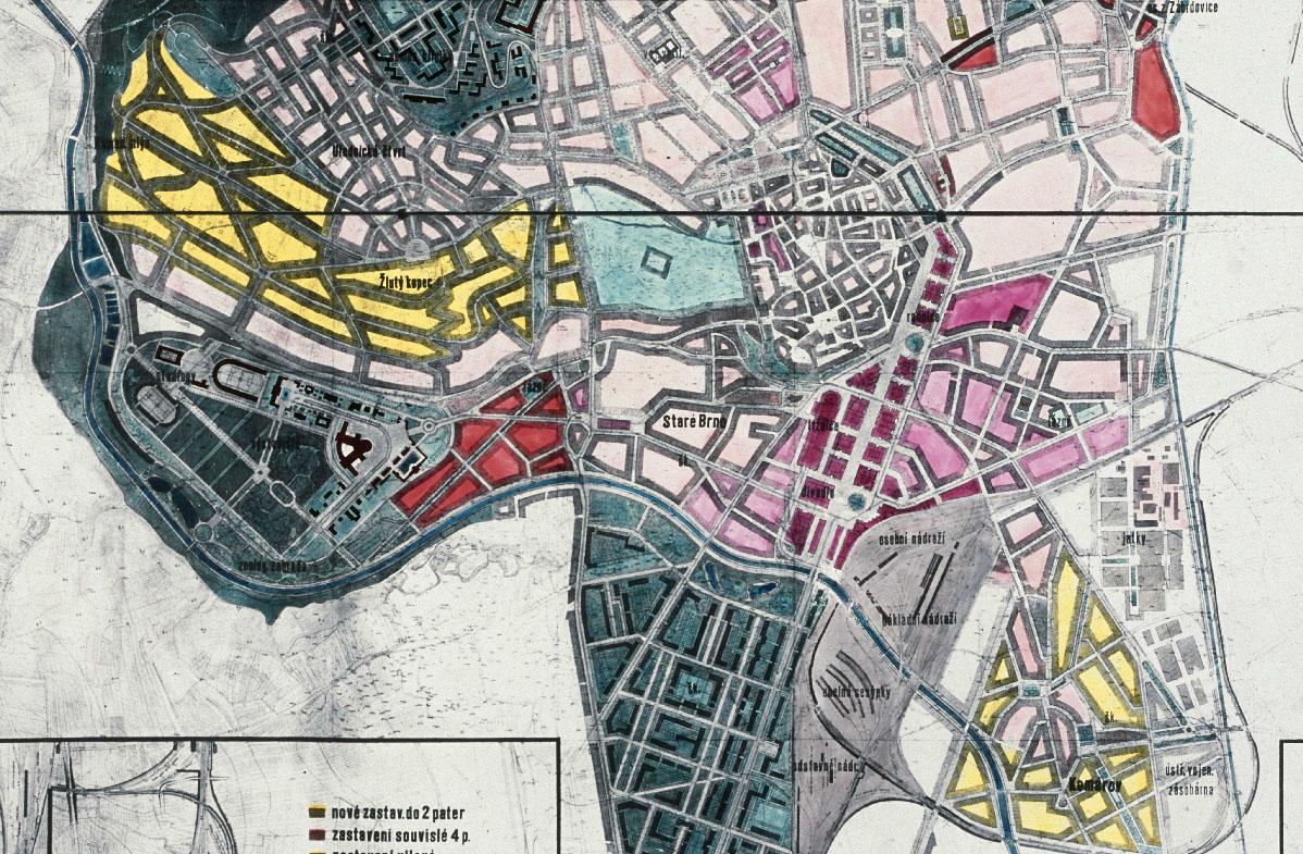 Územní plán města Brna z roku 1926