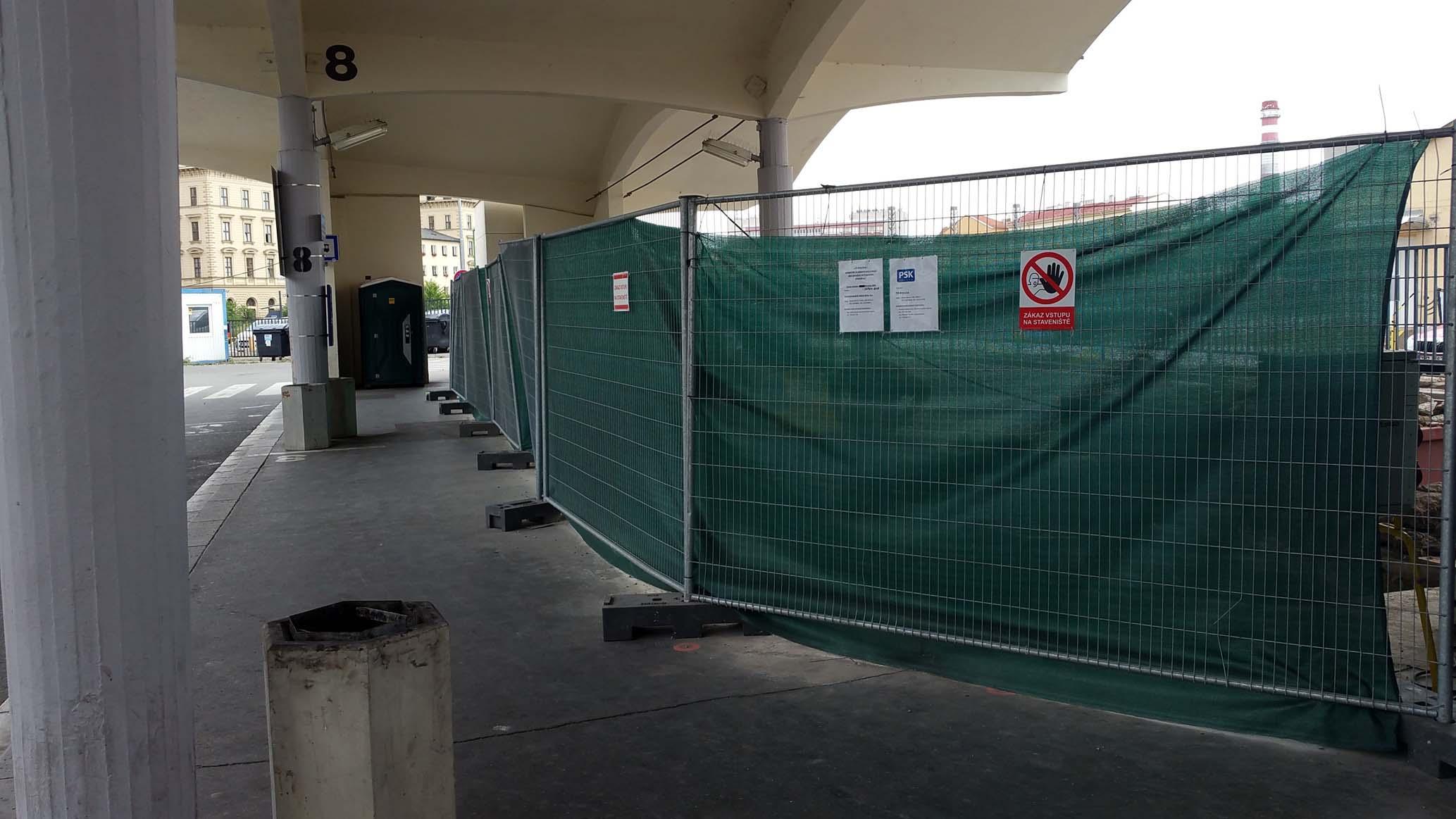 Léto 2018 a u Grandu se budují nové záchody