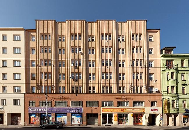 Pekárny na Cejlu v Brně