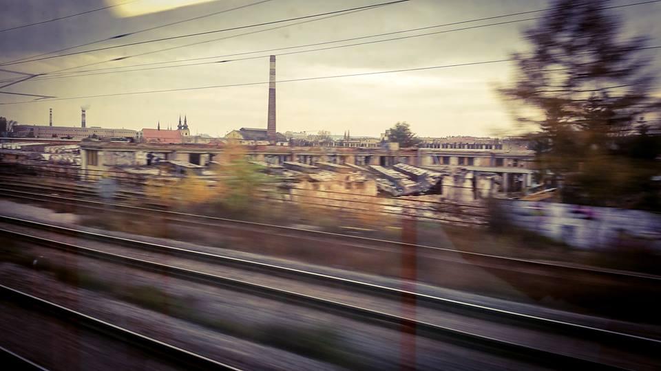 Stará Zbrojovka Brno v listopadu 2017