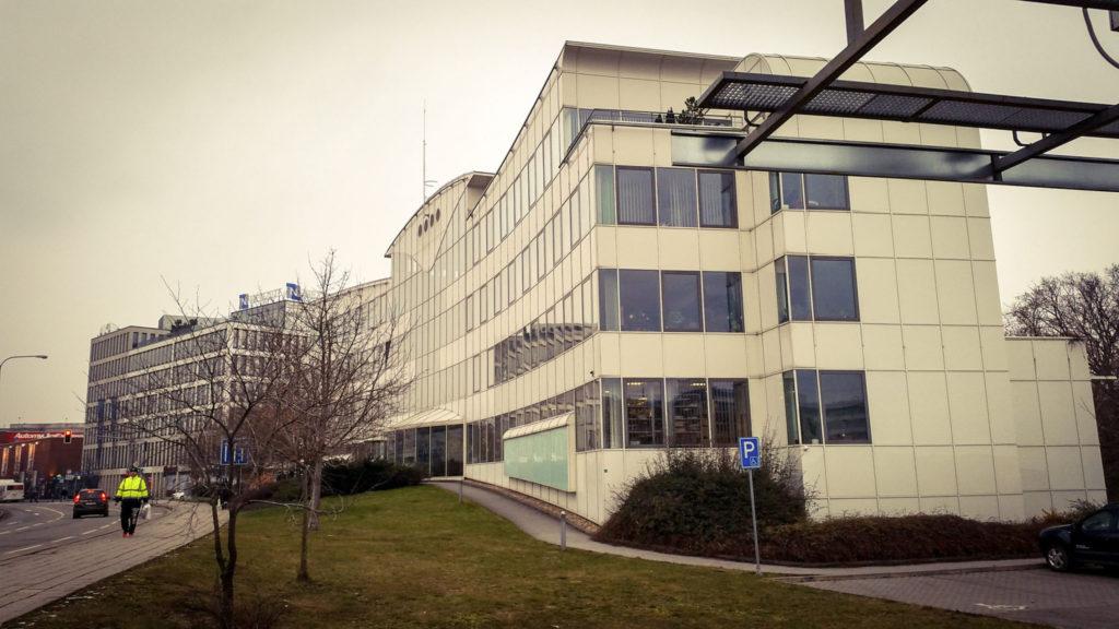 Katastrální úřad Brno