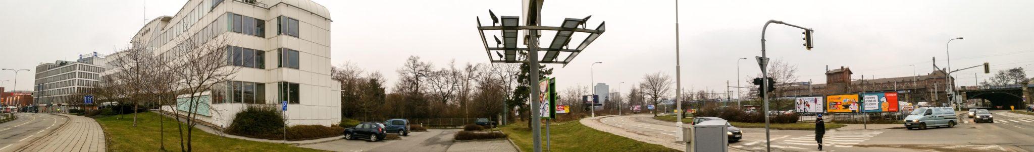 Jan Klika: varianta E brněnského nádraží