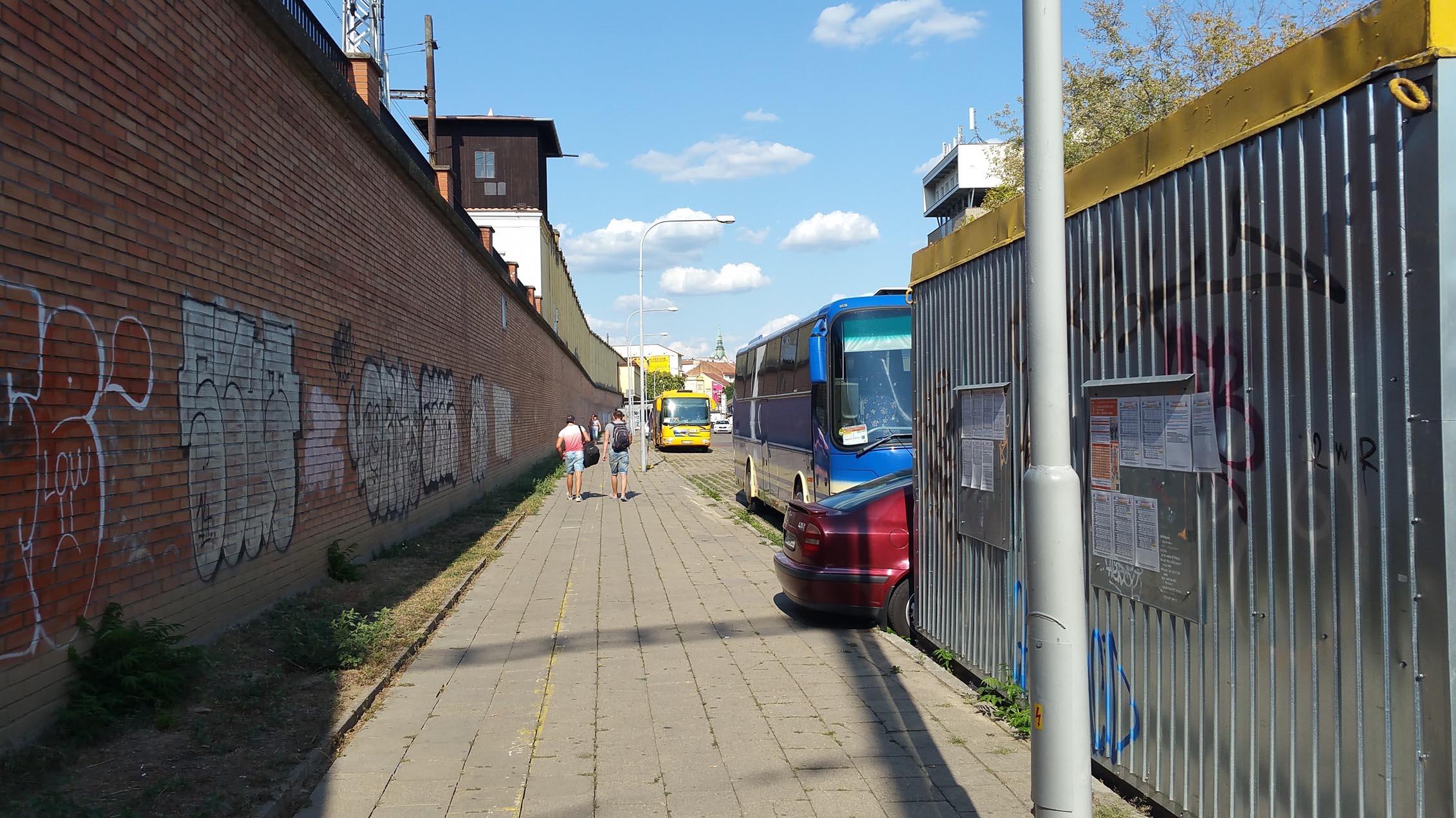 Stanoviště ND v Brně