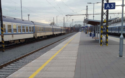 Brno Dolní nádraží