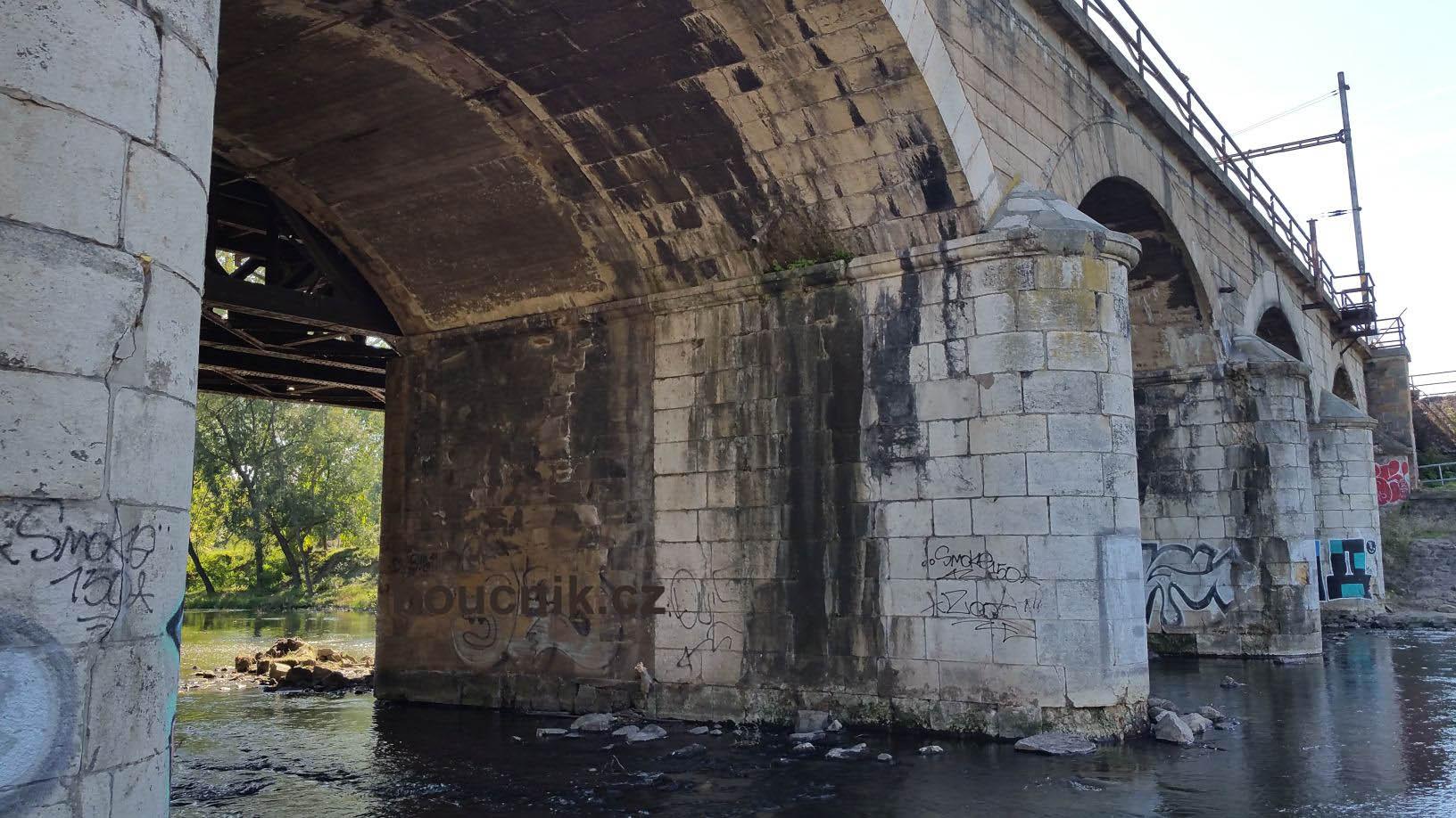 Viadukt na Poříčí