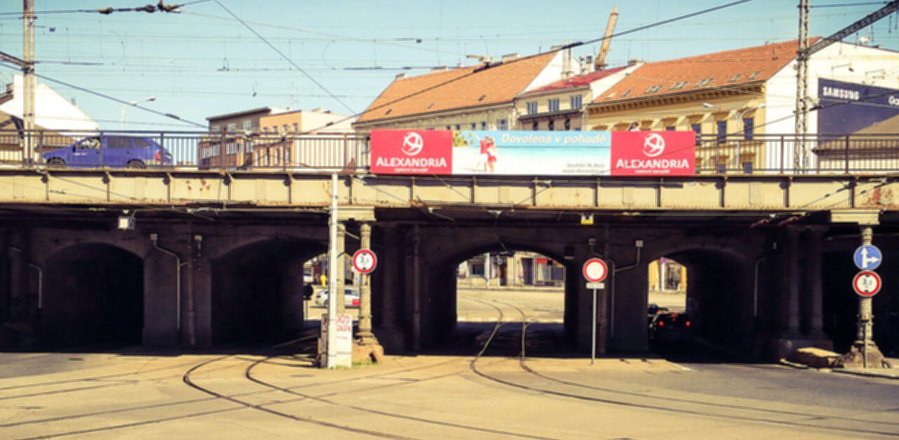 Ulice Křenová