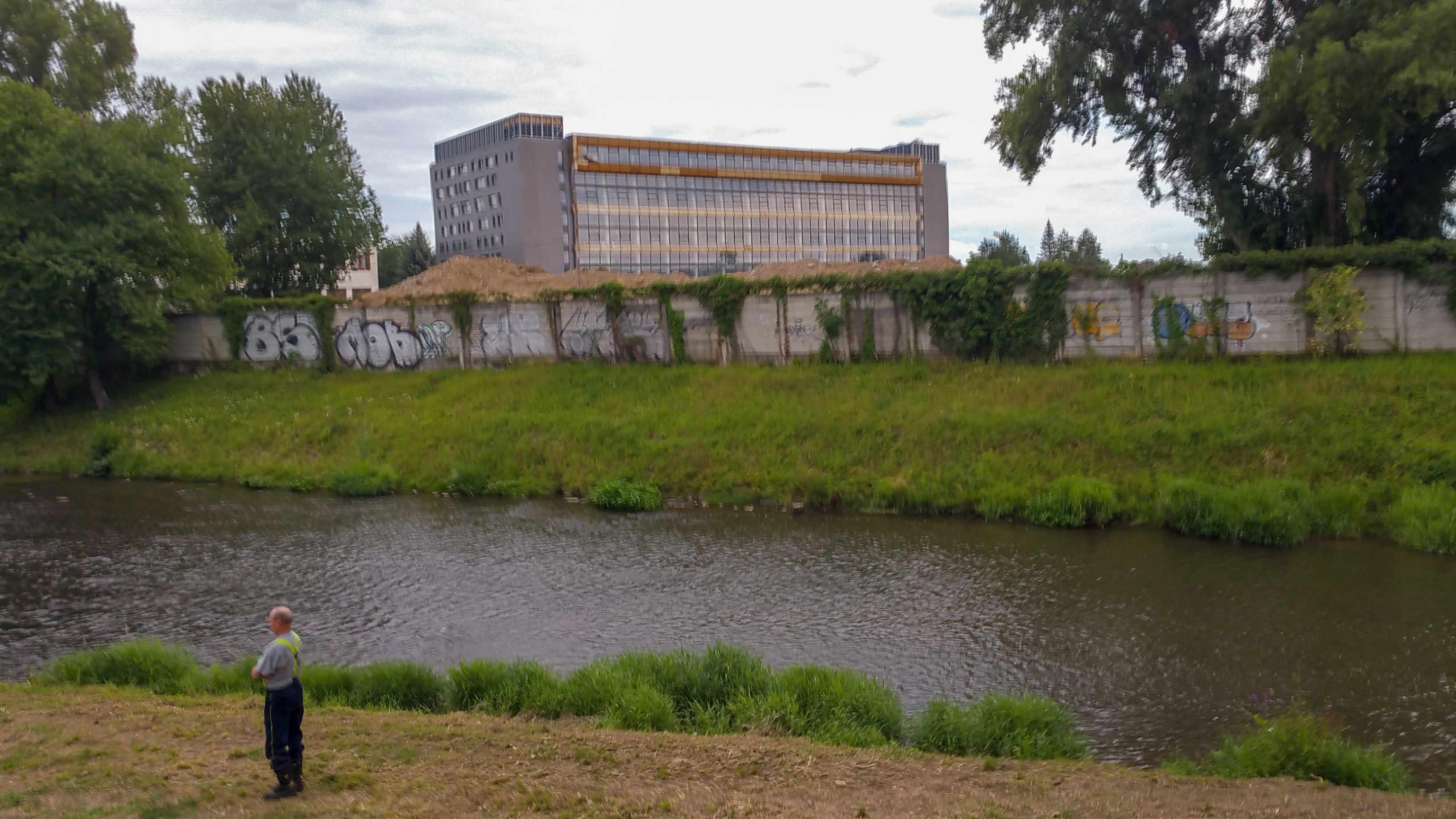 Nová brněnská čtvrť Zbrojovka