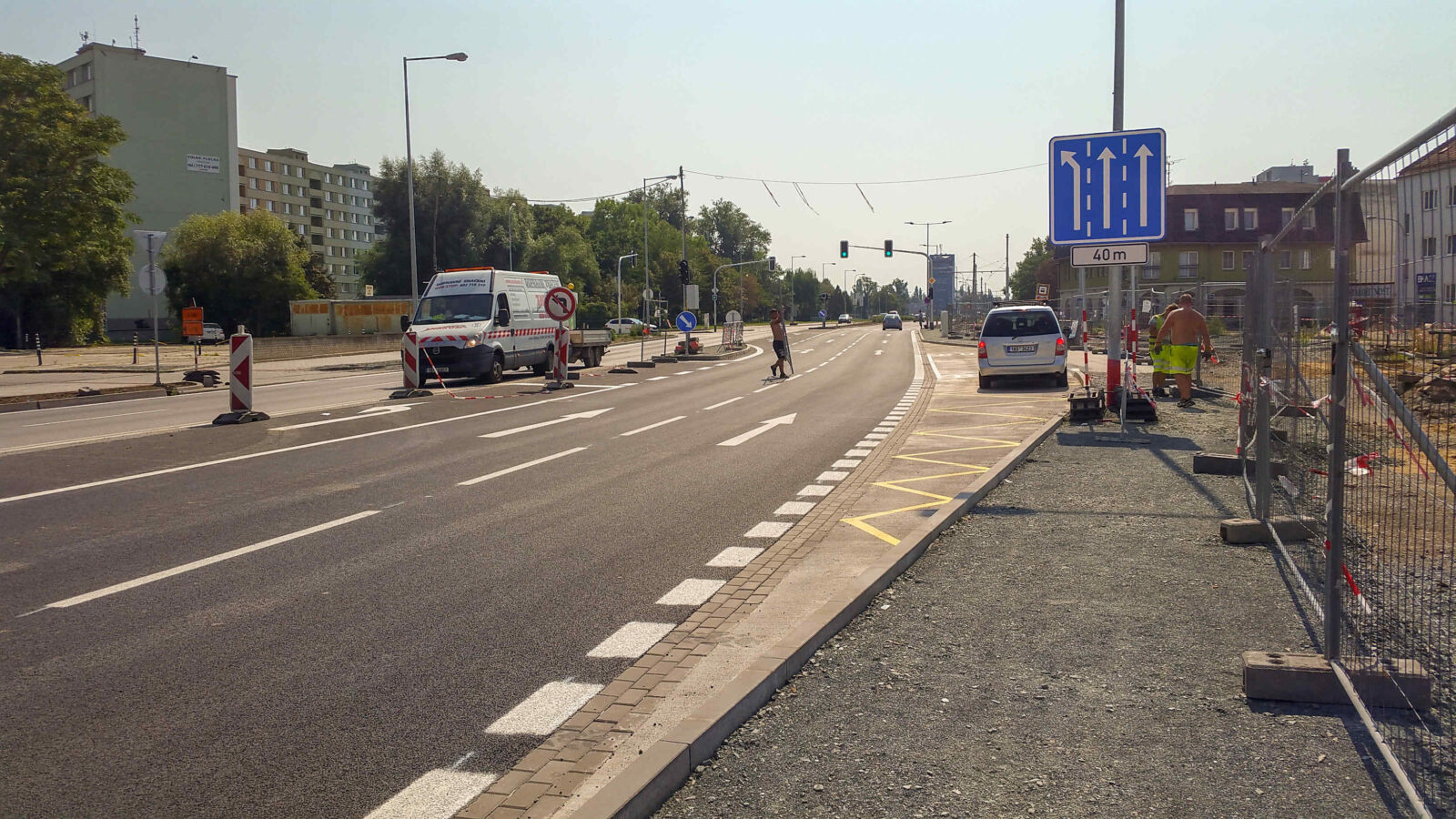 Zastávka Konopná v Brně
