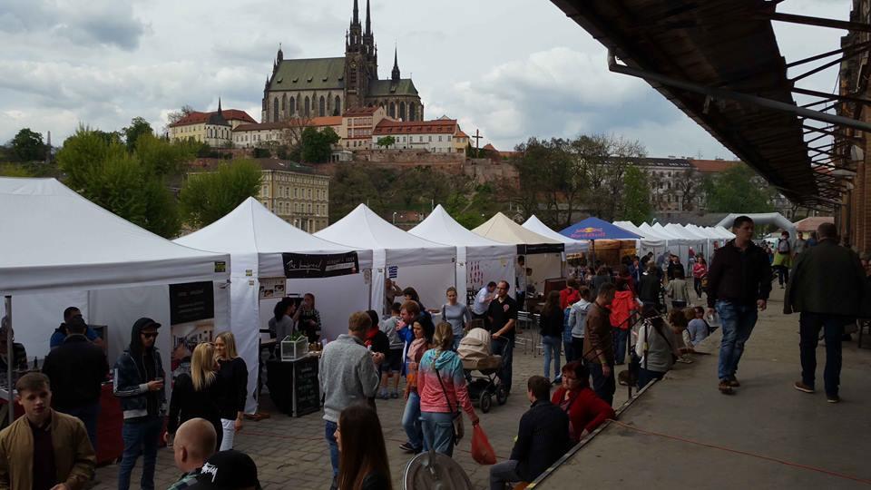 JustFest – Ochutnej svět v Malé Americe v Brně, 2016
