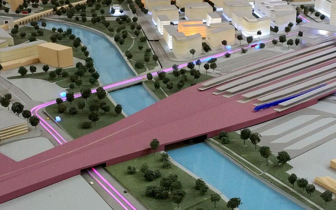 Soutěž o podobu nového hlavního nádraží