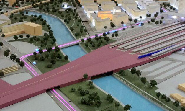 Budoucnost centra Brna u Řeky