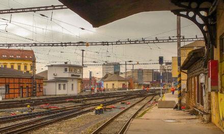 Památková ochrana brněnského nádraží