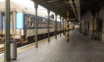 Brněnská nástupiště