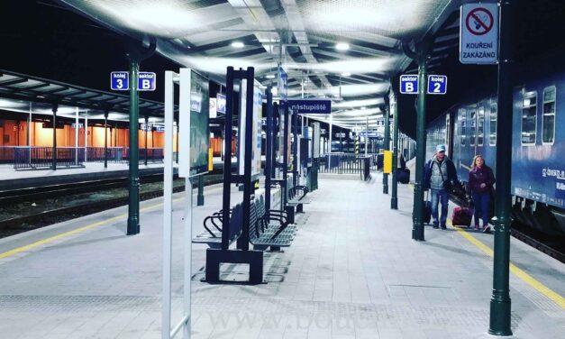 Národní den železnice 2018 České Budějovice