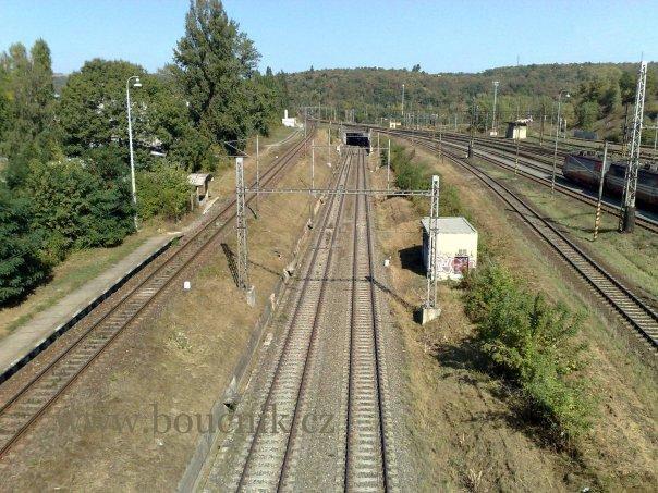 Cesta na Českou Třebovou přes Svitavy a na Žďár přes Tišnov, 2009
