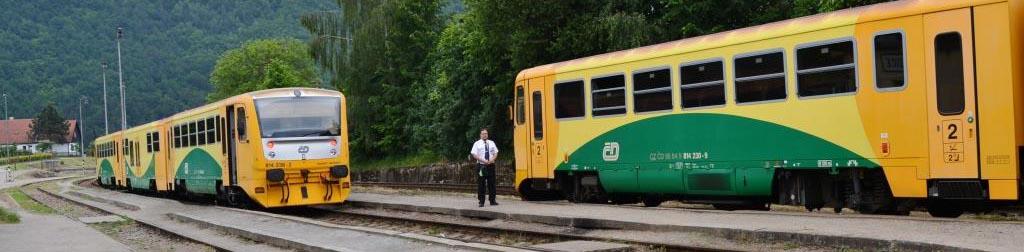 Kam směřuje železniční doprava na Jižní Moravě