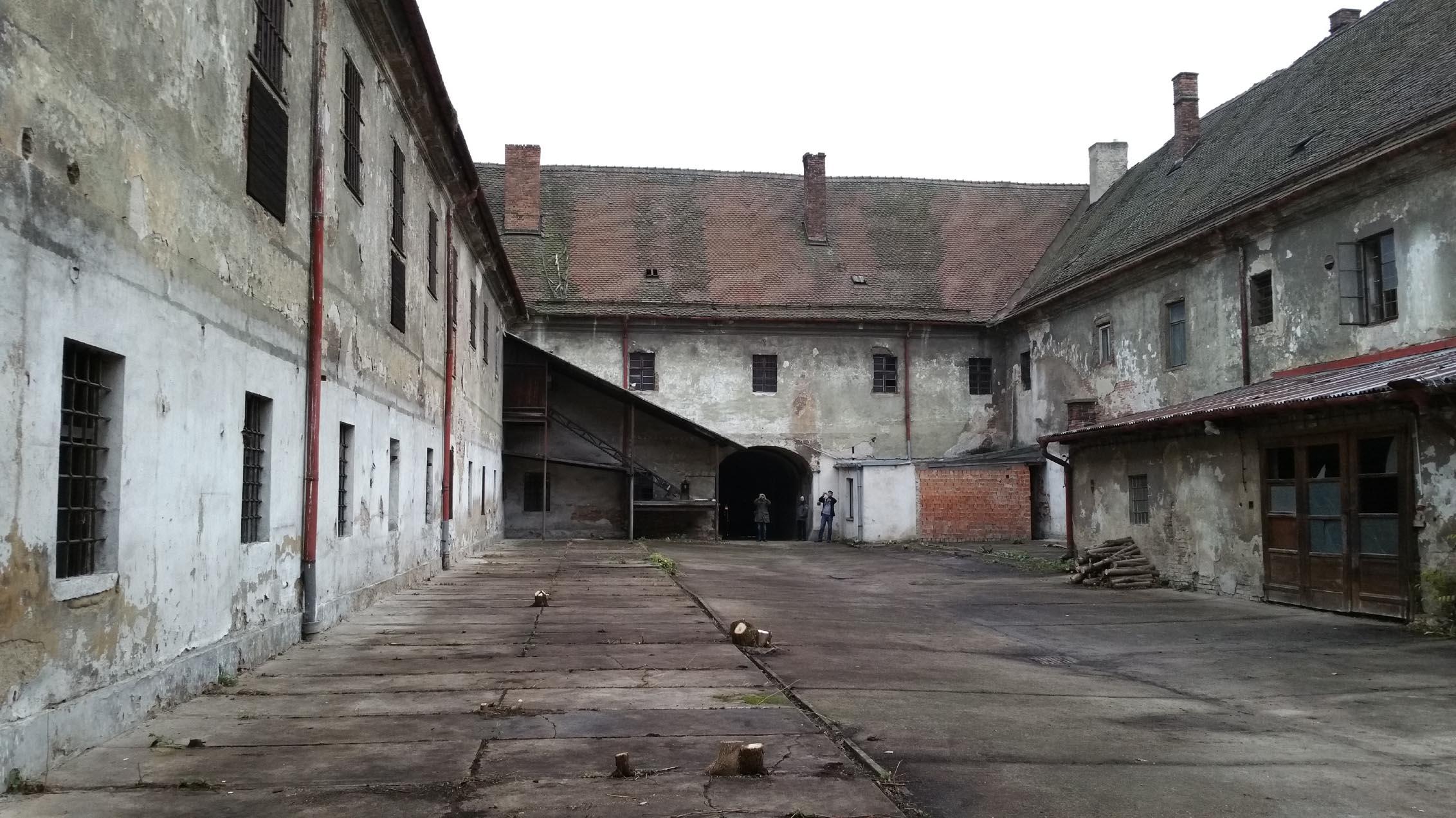 Věznice a káznice na Cejlu v Brně