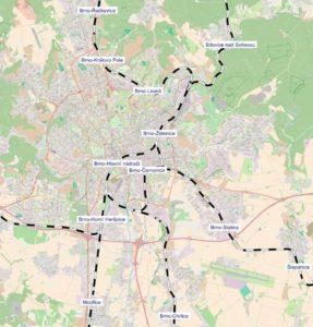 Brněnská nádraží,