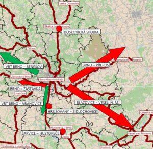 Plánované železniční stavby