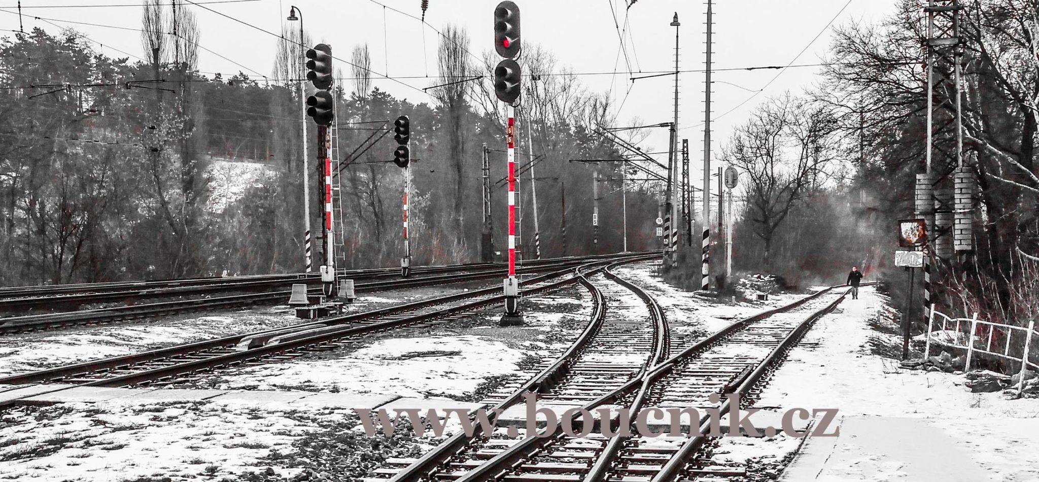 Královo Pole nádraží jako začátek brněnské podzemky