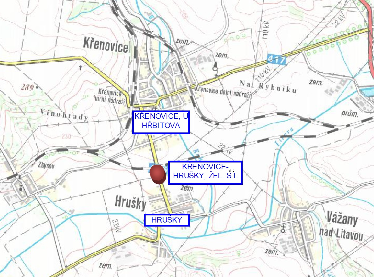 Napojení města Slavkova na Severo-jižní kolejový diametr