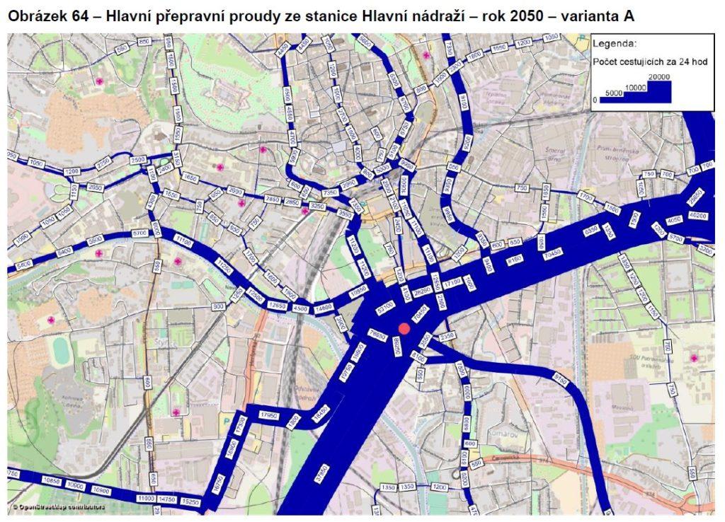 Řeka - přepravní tok