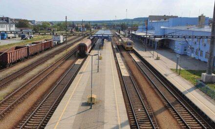 Nová železniční trať Brno – Znojmo