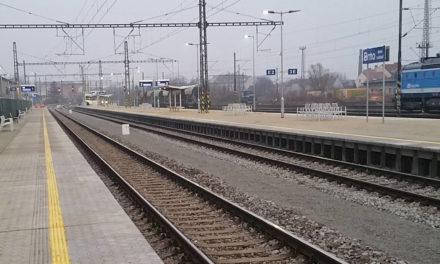 Cesta na Dolní nádraží