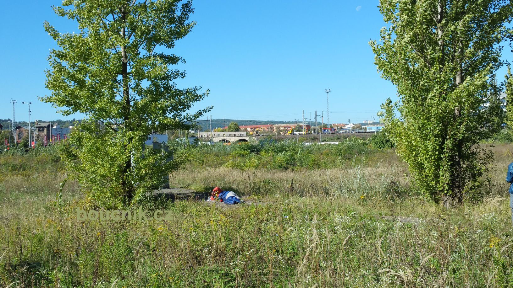 Trnitá a bezdomovec