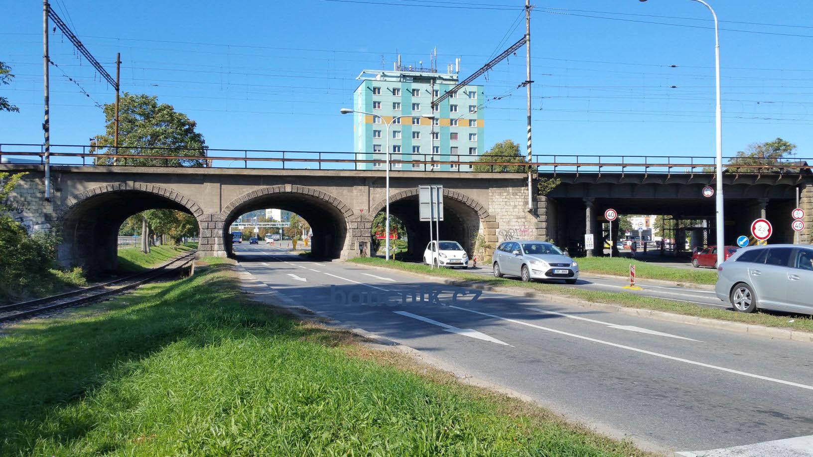 Viadukt Poříčí