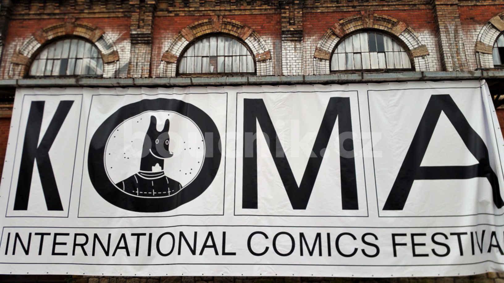 Festival komiksů KOMA 2018