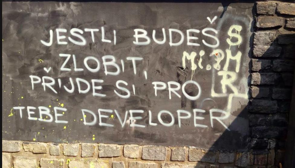 Viděno v Brně: nechuť stavět a budovat nové věci