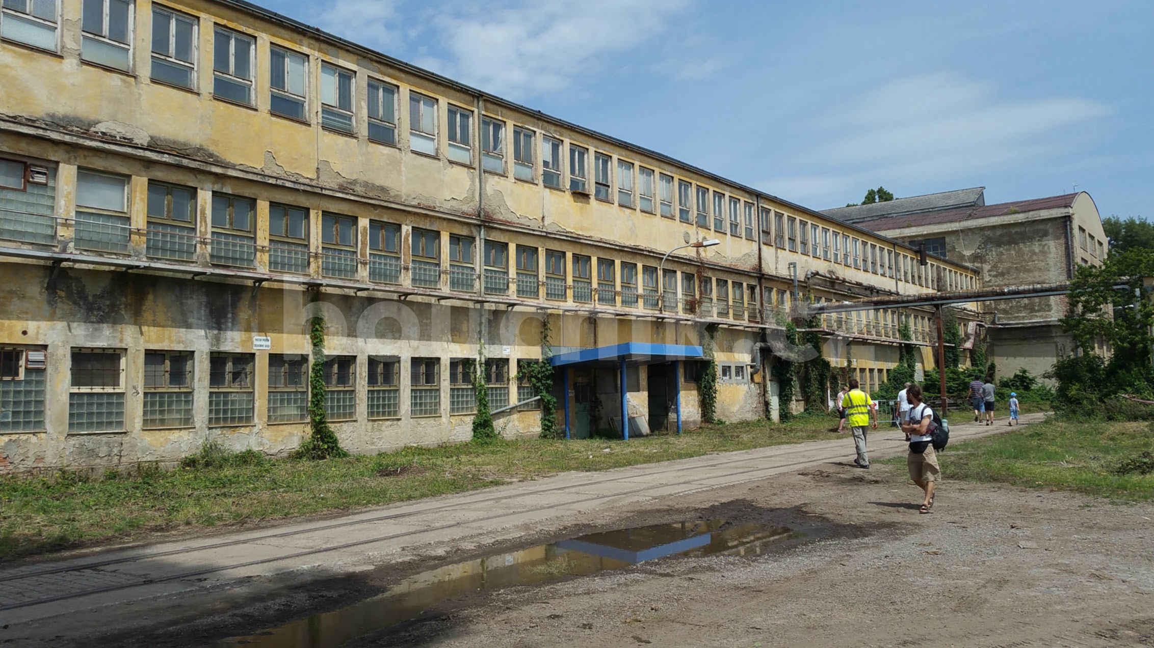Zbrojovka v Brně