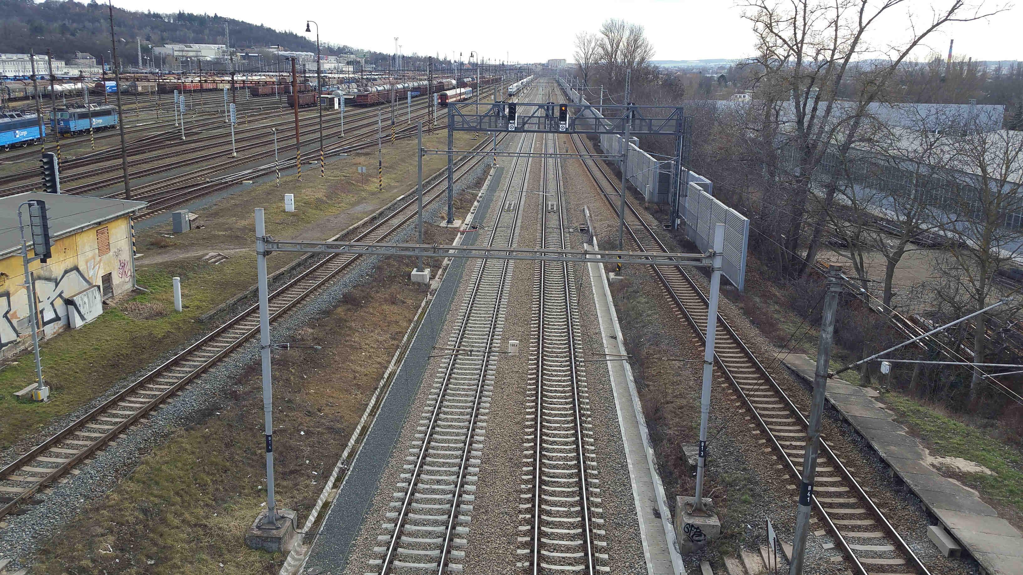 Maloměřice nádraží