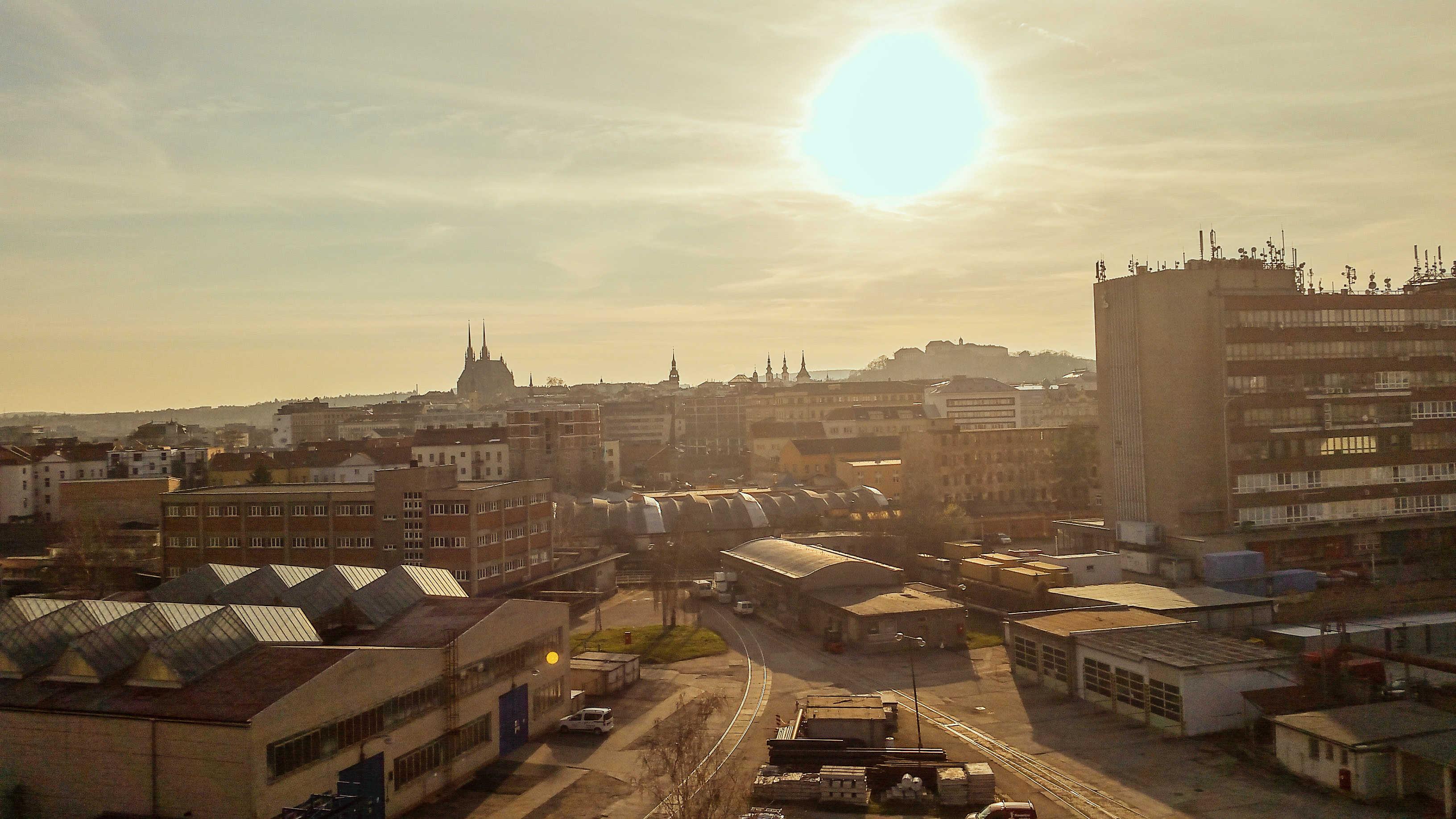 Oblast Špitálek Brno dnes