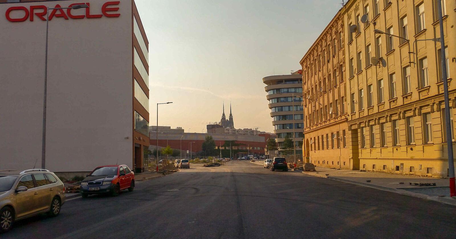 Ulice Dornych