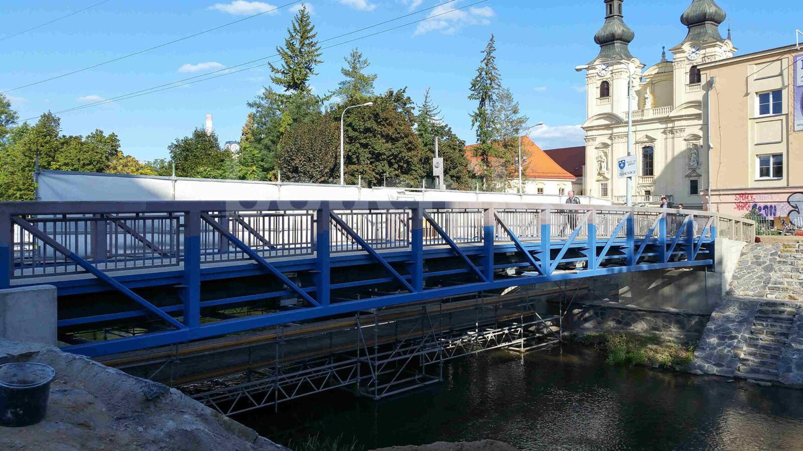 Zábrdovický most