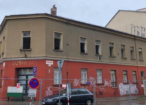 Hospoda Na výhybce Brno, Štefánikova 30