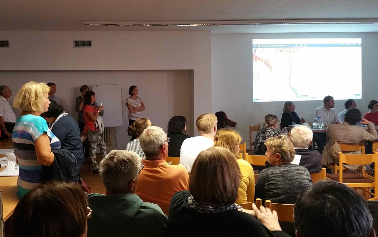 Návrh nového územního plánu pro Brno