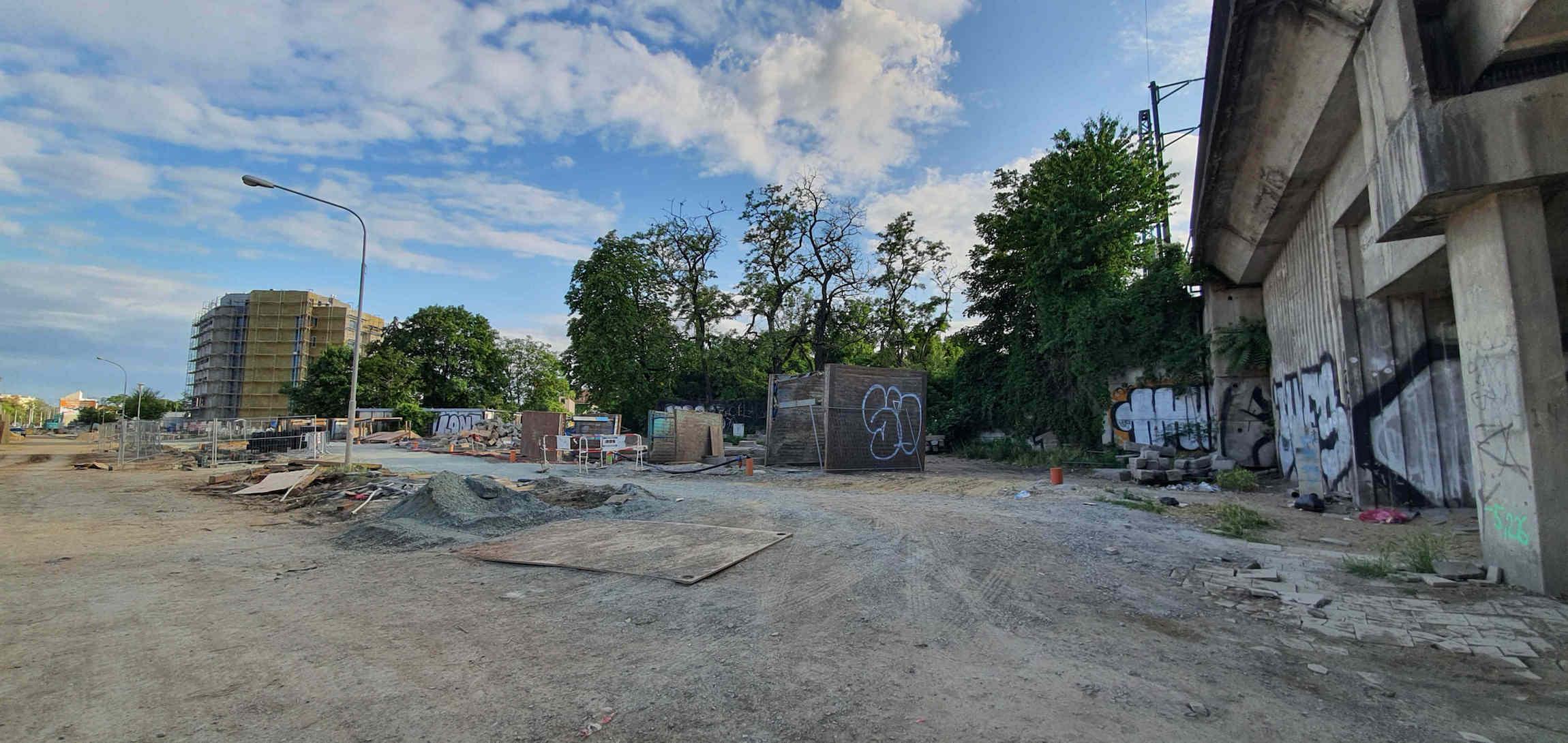 Modernizace ulice Plotní na jaře 2020