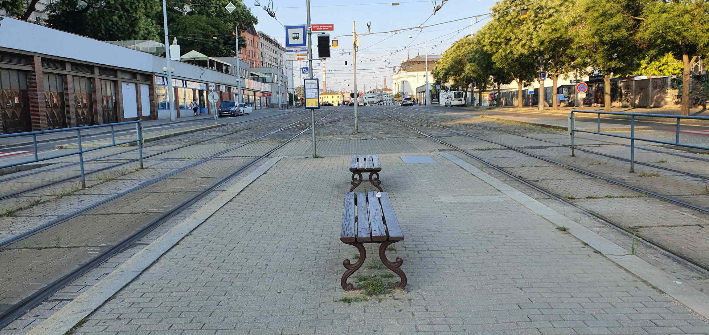 Nové Sady v Brně