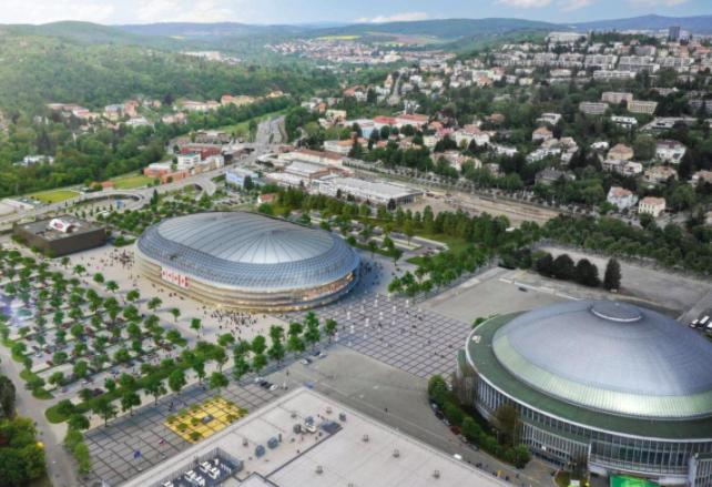 Víceúčelová hala Brno