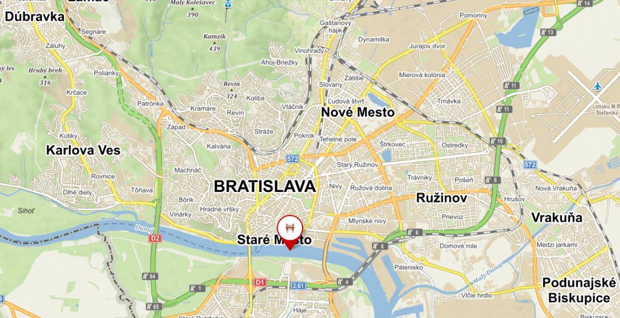 Železniční uzel Bratislava