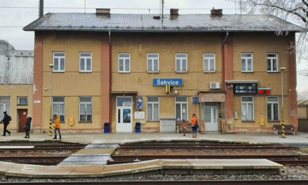 Hustopeče – Šakvice – Brno